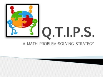 Q.T.I.P.S. - A Math Problem Solving Strategy