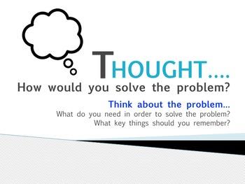 Q.T.I.P.S. - A Math Problem Solving Strategy