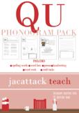 QU Phonogram Pack (Spalding Based)