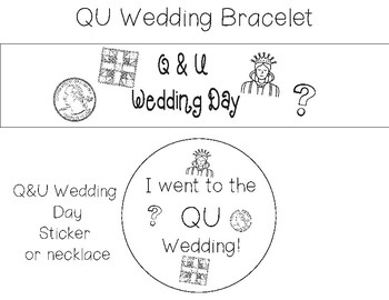 QU Wedding Day
