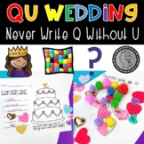 QU Wedding! Happily Ever After in Letter Land!!