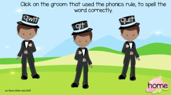 QU Wedding - Interactive Game