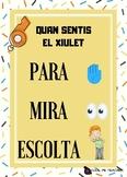 QUAN SENTIS EL XIULET