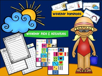 FRENCH WEATHER GAMES & ACTIVITIES - QUEL TEMPS FAIT-IL?