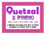 QUETZAL, a Cooperative Irregular Preterite & Regular Prete