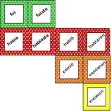 QUETZAL, a Cooperative Irregular Preterite & Regular Preterite Conjugation Game