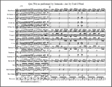 QUI by JERIMIAH Marching Band Arrangement