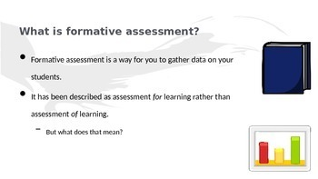 QUICK! Formative Assessment--Professional Development
