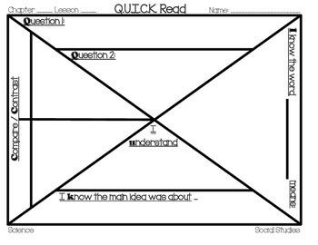 Q.U.I.C.K Read