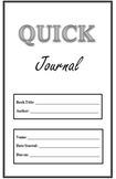 QUICK Reading Journal