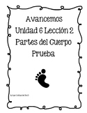 QUIZ Avancemos 1 Unit 6 Lesson 2