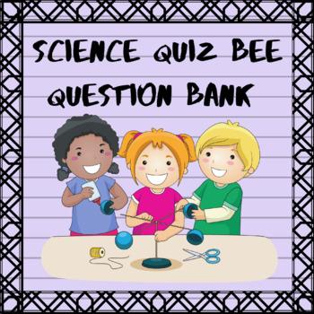 QUIZ BEE QUESTIONS
