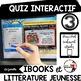 QUIZ INTERACTIF - L'ENSEMBLE COMPLET - 8 Quiz Interactifs auto-correcteurs