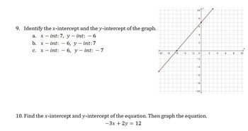 Graphing Linear Equations Worksheets & Teaching Resources | TpT