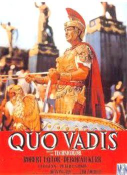QUO VADIS: Using This Film To Teach Ancient Rome