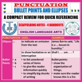 QUOTATION MARK RULES HANDOUTS
