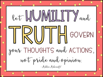 QUOTE for Classroom - Truth