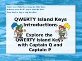 QWERTY Island Keys Introductions
