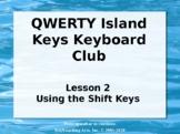 QWERTY Island Keys Lesson 2 - Mapping skills!