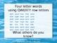 QWERTY Island Keys Lesson 4