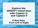 QWERTY Island Keys Lesson 6