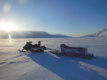Qamatiq (Pangnirtung, Nunavut)