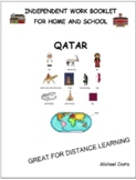 Qatar, fighting racism, distance learning, literacy (#1274)