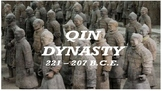 Qin Dynasty NOTES