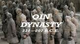 Qin Dynasty SmartNotebook