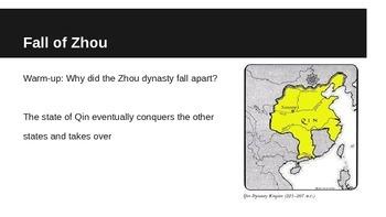 Qin Dynasty powerpoint