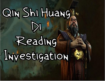 Qin Shi Huang Di: Guided Reading