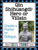 Qin Shihuangdi (Qin Shi Huang), First Emperor of China - Hero or Villain Project