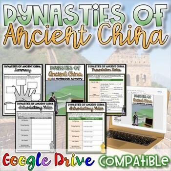 Qin and Han Dynasties Activity {NO PREP}