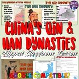 Ancient China: Qin and Han Dynasty Lesson