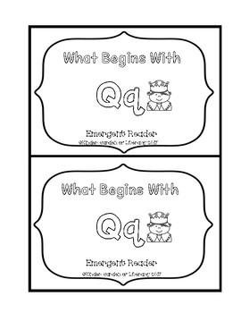 Qq Emergent Book