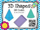 Qr Code: 3D Shapes/Solid Figures