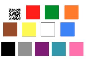 QR Code Color Match