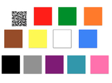 QR Code Color Match