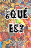 """¿Qué Es?"" – Printable Spanish HFW Book Pre-K/Kinder Level"