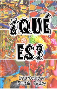 """¿Qué Es?"" – Printable Spanish HFW Book Pre-K/Kinder Level"