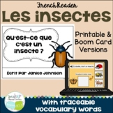 Qu'est-ce que c'est un insecte ? ~ French Insect Reader {En français}
