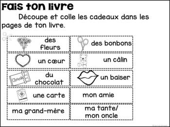 Qu'est-ce que tu vas offrir pour la Saint Valentin? French Valentine's Day Story
