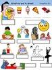 Qu'est-ce qui te plaît? Vocabulary Organizer (Bien Dit! 1 Chapter 2-1)