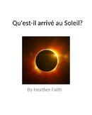 Qu'est-il arrivé au Soleil? (What happened to the Sun? a s