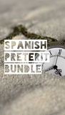 Spanish Lessons: Preterit Bundle