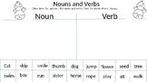 Quack About Nouns and Verbs