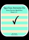 Quad Core: Apostrophes