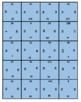 Quadominoes -- Multiplication Tables