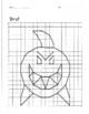 Quadrant 1 Coordinate Graph Mystery Picture, Brat Shark