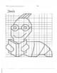 Quadrant 1 Coordinate Graph Mystery Picture, Josh Bookworm